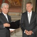 Verleihung des Robert Pfleger Forschungspreises 2010
