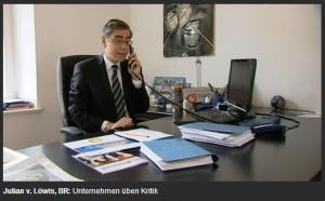 Interview für die Rundschau des Bayerischen Rundfunks