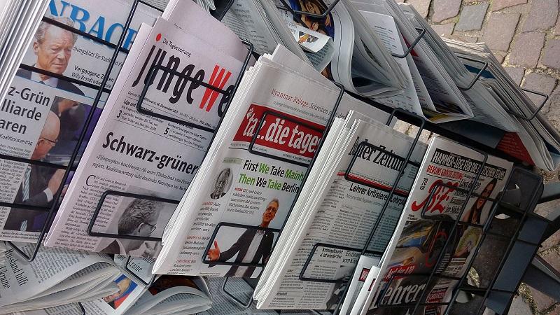 Print PR mit WORDUP Public Relations in München