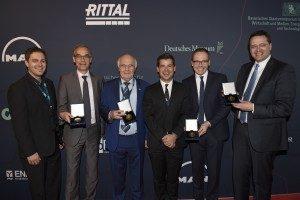 Die Gewinner der Dieselmedaille 2016