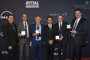 Dieselmedaille 2016 Gewinner