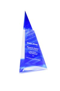Delphi Pinnacle Arward 2015 für Schlemmer