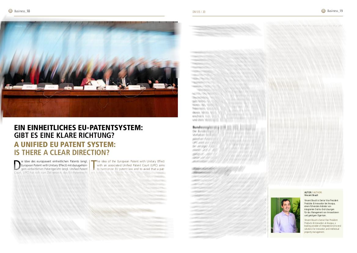 Anaqua Diplomatisches Magazin