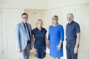 Expertenrunde Schule & Wirtschaft beim BLLV