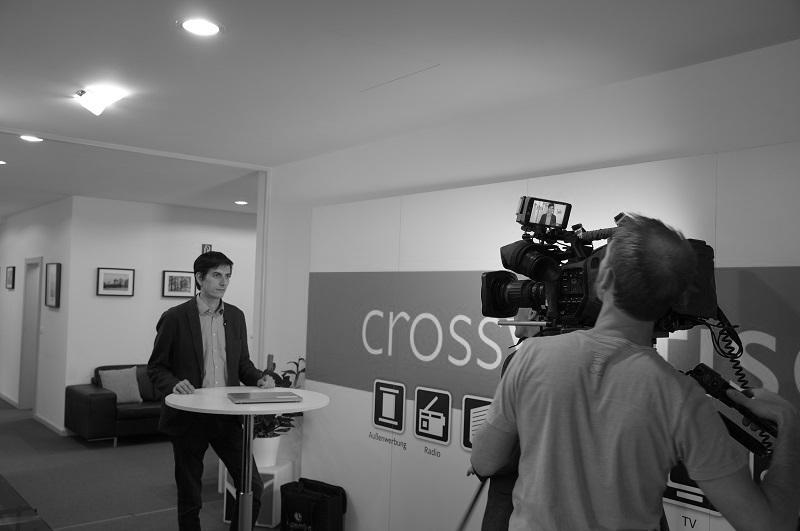 RTL Nachtjournal Maximilian Balbach crossvertise