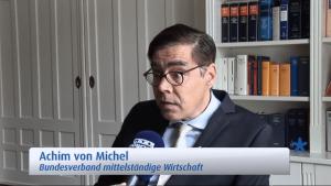 Gesendeter Beitrag für RTL München Live
