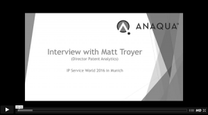 Anaqua IP Service World Video 2016