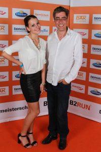 B2Run aftershow im P1 München