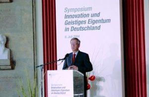Siemens-Chef Heinrich von Pierer