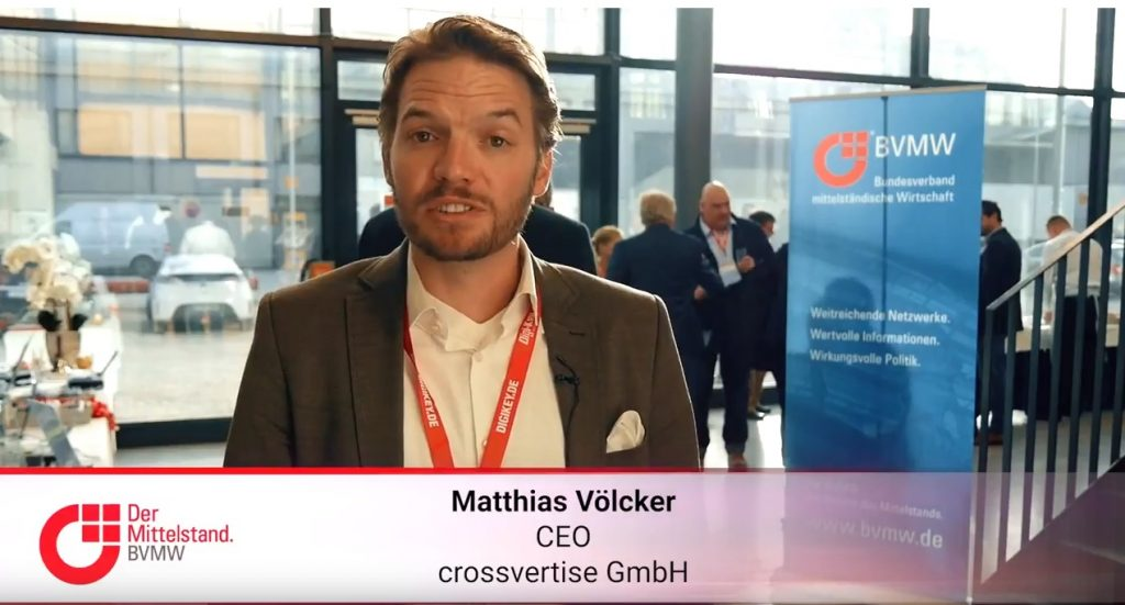 crossvertise Matthias Völcker Digital Transformation Convention