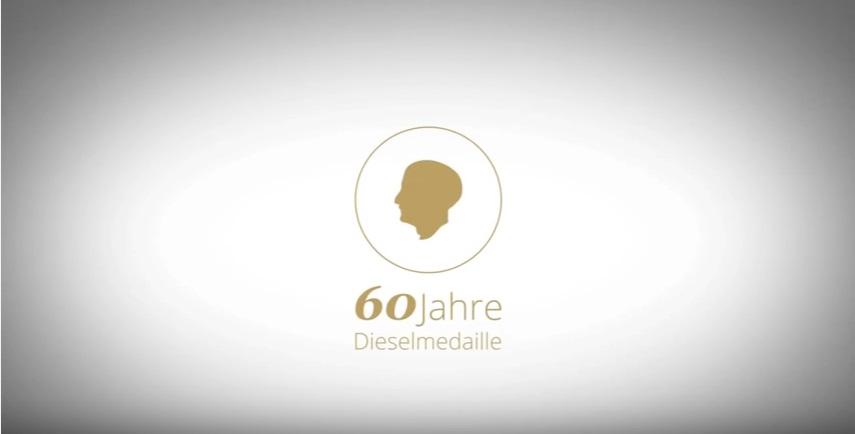 60 Jahre Dieselmedaille Verleihung in München