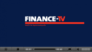 Finance TV Interview mit Matthias Völcker (CEO crossvertise)