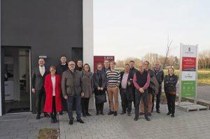 Finnische Delegation zu Gast im Dynahaus Hallbergmoos