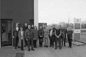 Foto dynahaus Delegation Finnland