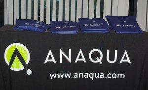 Anaqua: Sponsor der Veranstaltung