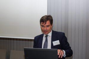 Dr. Stefan Luginbühl, Europäisches Patentamt