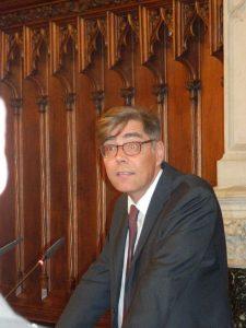Vortrag im Rathaus München