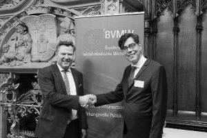 Rathausempfang Achim von Michel 2016 Josef Schmid (CSU)