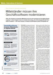 "Magazin ""Digital Business"" SimpliVity"