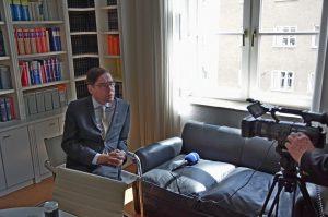 Interview mit TV Bayern