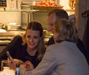 Gäste UnternehmerLounge Hotel Arcona Living München