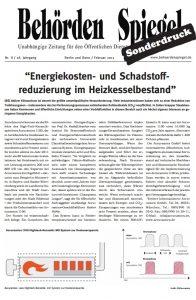 PR Agentur Energie Clipping Behördenspiegel