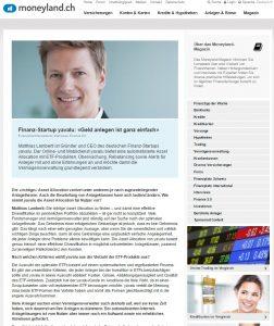 yavalu Interview moneyland.ch