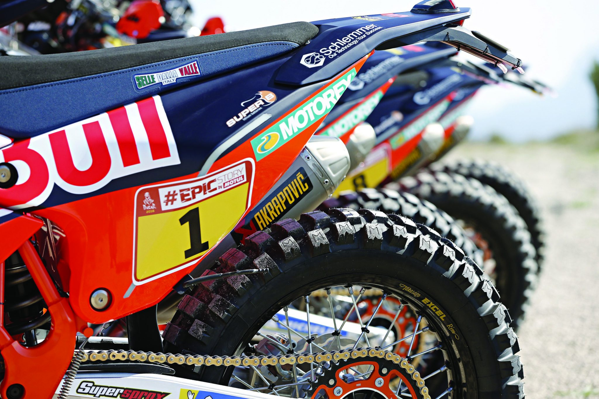 Schlemmer Red Bull KTM Sponsoring