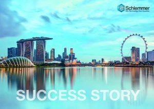 Schlemmer Success Story kabelscvhellen Singapur