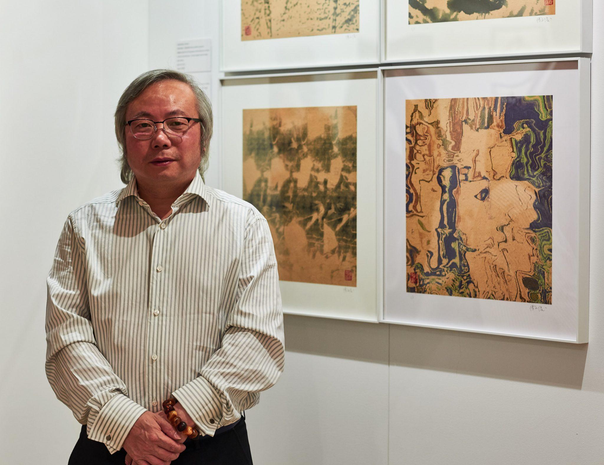 Fu Wenjun Ausstellung Eröffnung München