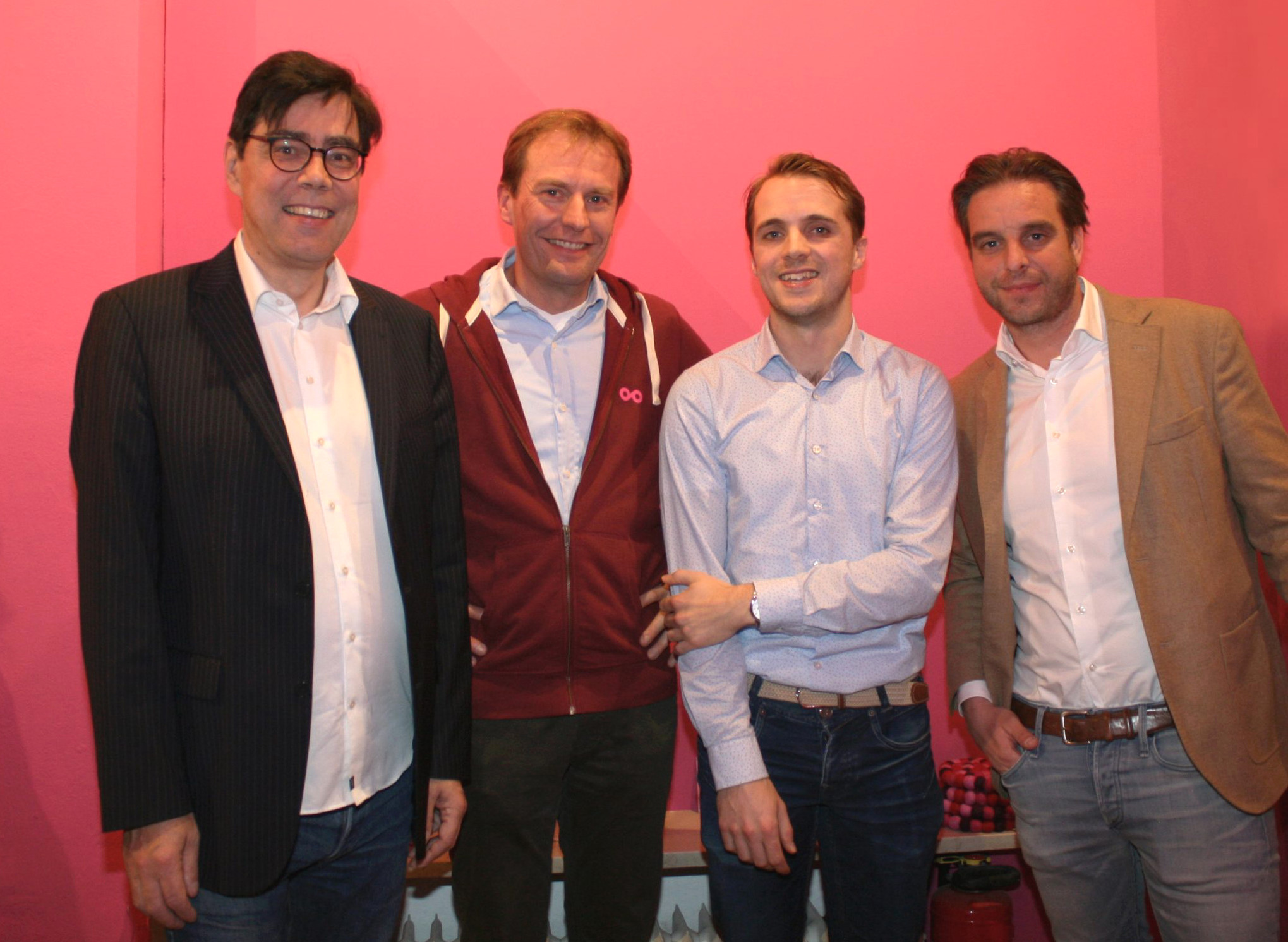 Payconiq fintech project start münchen