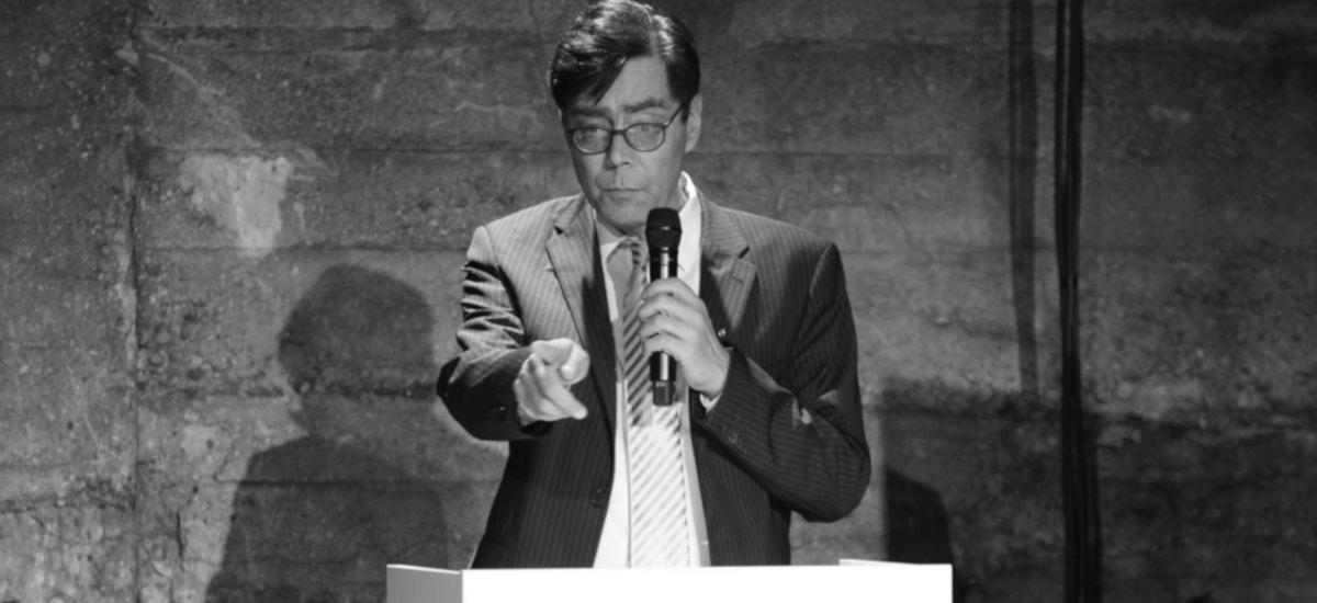 Speaker Redner Achim von Michel