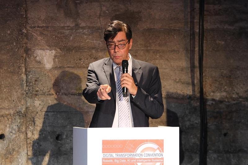 Digital Transformation Convention Achim von Michel keynote
