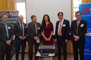 Intellectual Property Event im Münchner Künstlerhaus, Februar 2019
