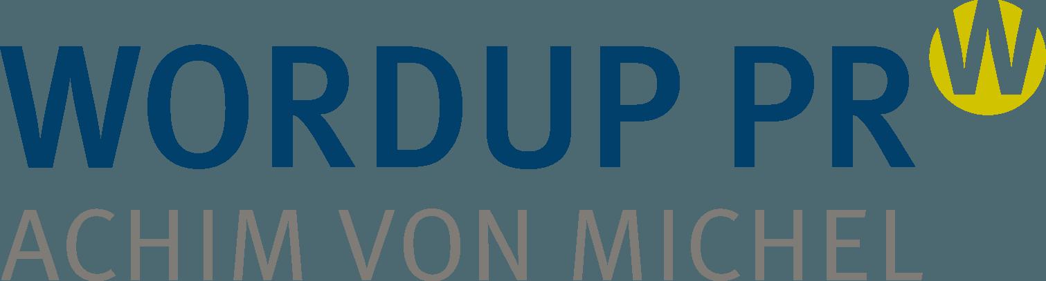 PR Agentur WORDUP München Logo 2019