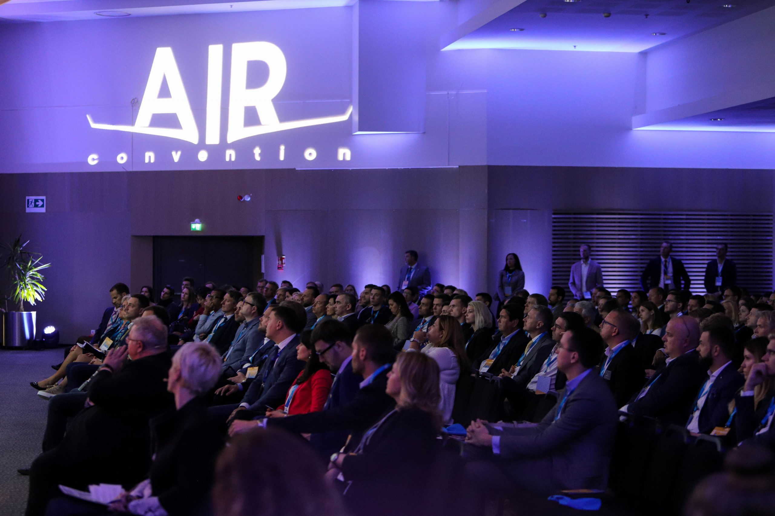 Delegationsreise zur Air Convention 2019 in Vilnius