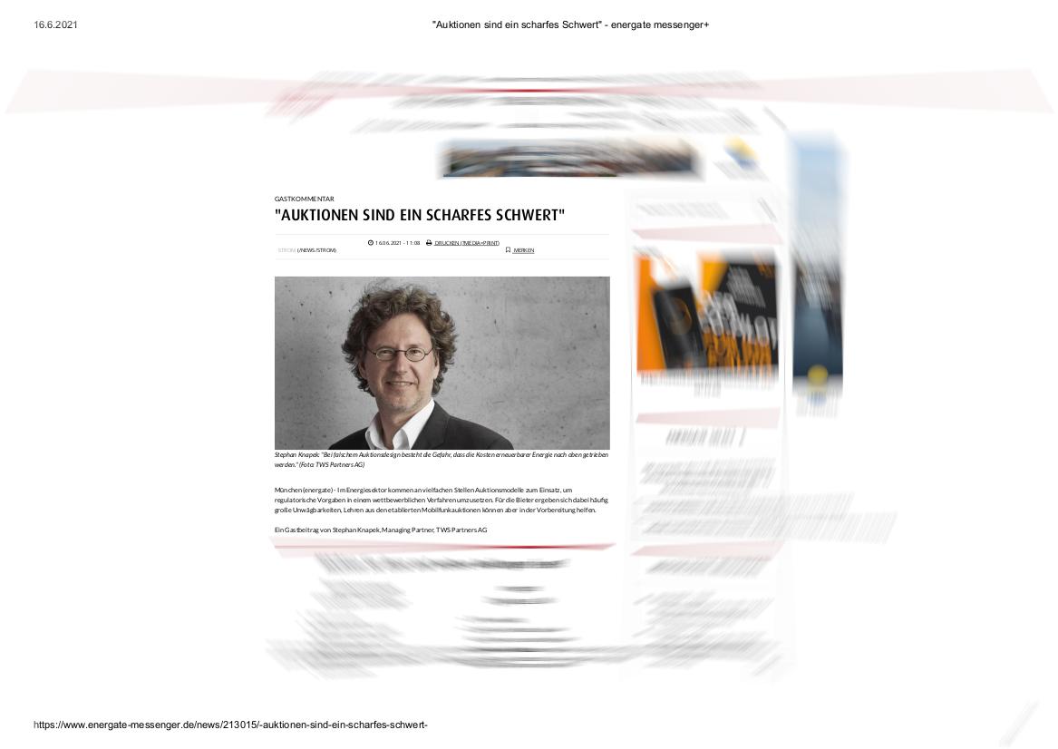 energate messenger +: TWS Partners