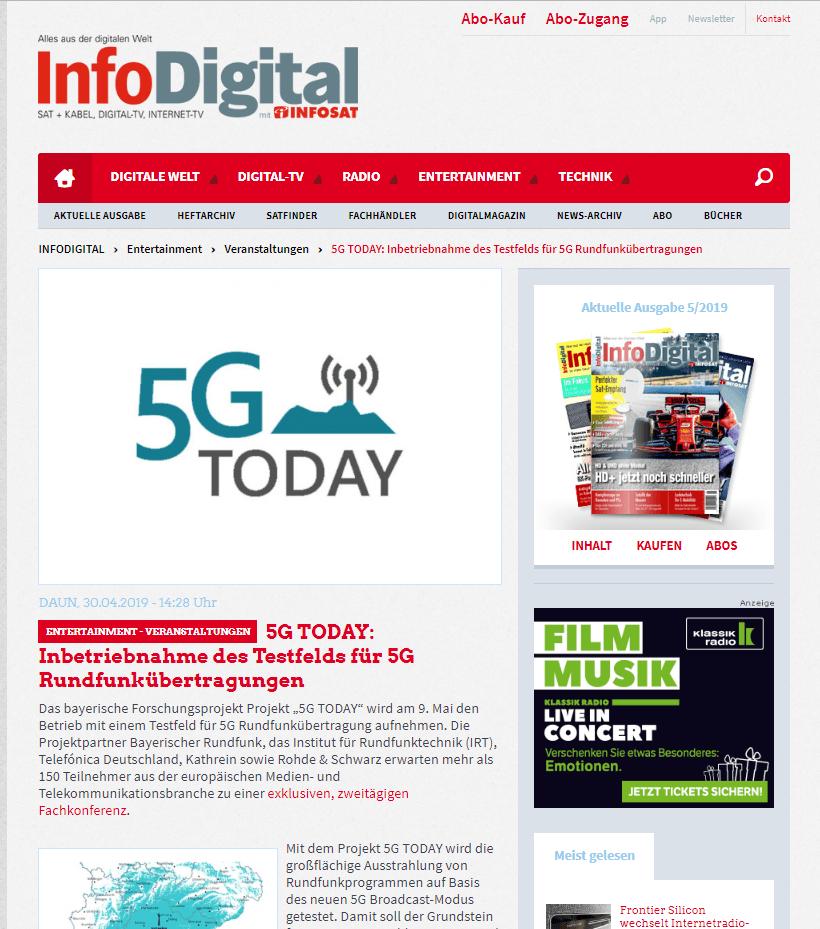 Digital Agentur PR München