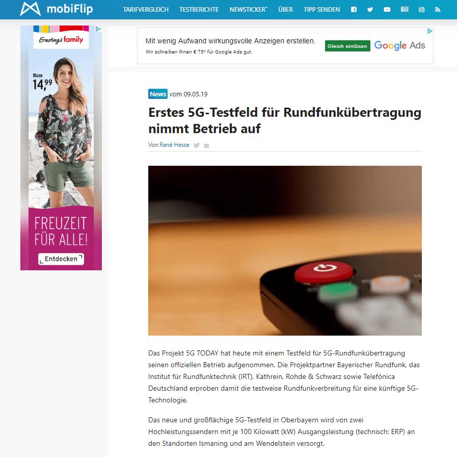 Digitalisierung Pressearbeit München