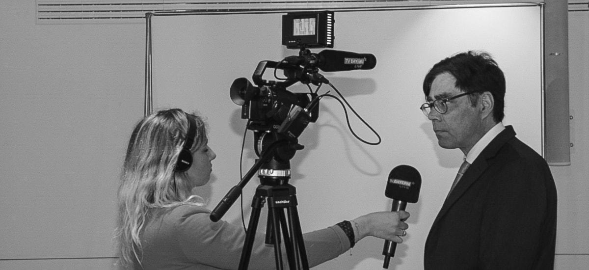 Presseclub München PR Arbeit Interview