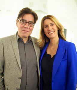 Mit Prinzessin Hermine zu Salm-Salm., (C) Yolanda NG - ARTMUC