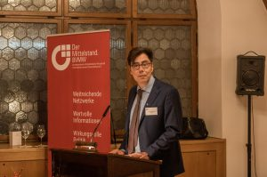 Politik Empfang BVMW im Rathaus München