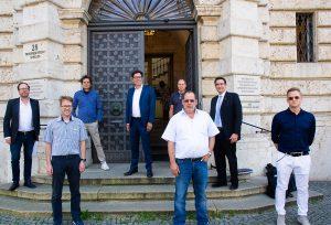 Mit Unternehmern im Bayerischen Wirtschaftsministerium