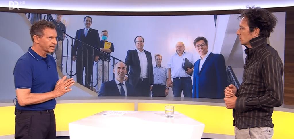 Achim von Michel - Abendschau Bayerischer Rundfunk