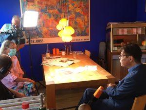 Interview mit ZDF heute - Achim von Michel