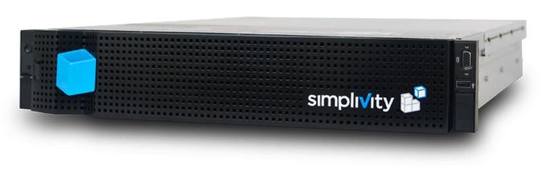 simplivity hyperkonvergenz digitalisierung PR Agentur