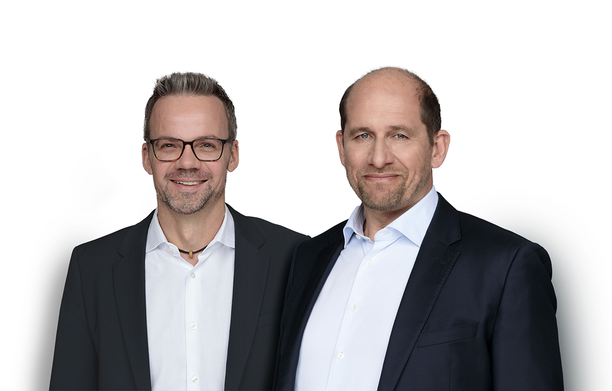 Marcus Schreiber and Dr. Sebastian Moritz, TWS Partners AG