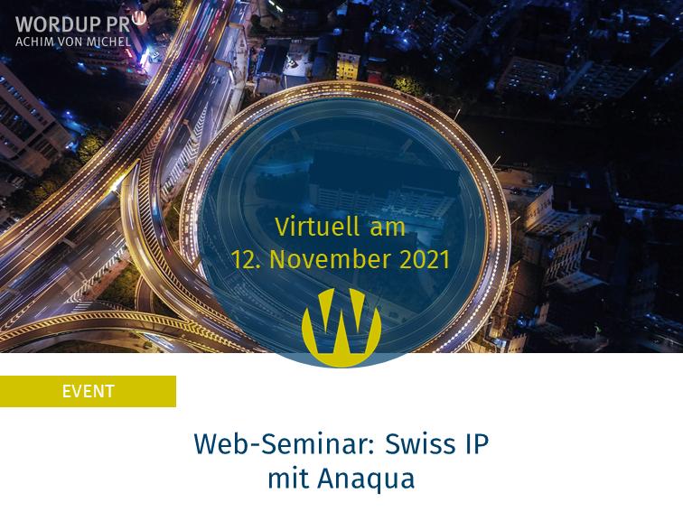 Swiss IP BVMW Anaqua